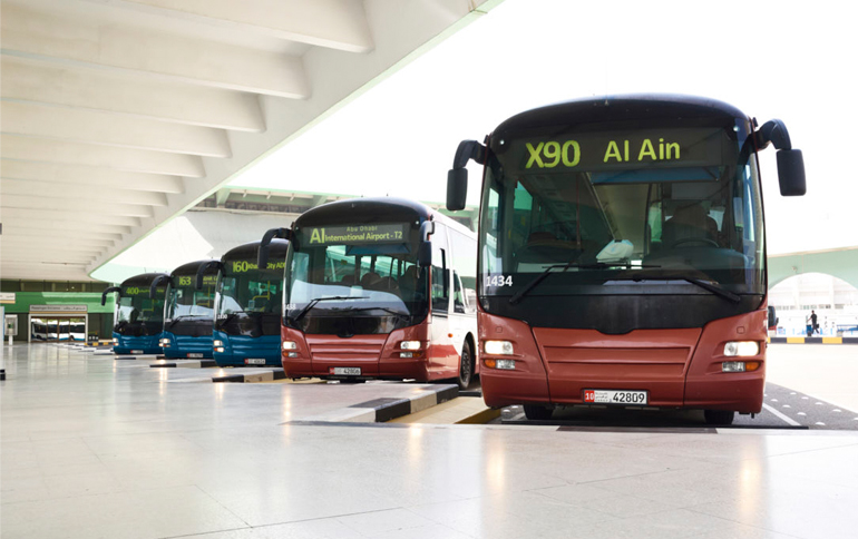 Tamm Bus Transport Service In Abu Dhabi